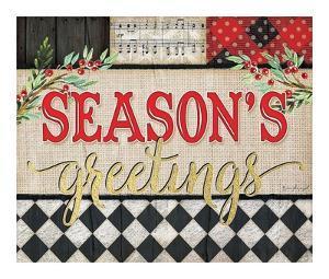 Season's Greetings by Jennifer Pugh