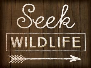 Seek Wildlife by Jennifer Pugh