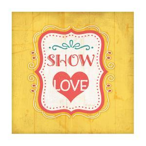 Show Love by Jennifer Pugh