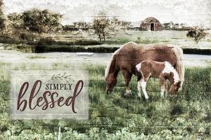 Simply Blessed by Jennifer Pugh