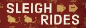 Sleigh Rides Christmas by Jennifer Pugh
