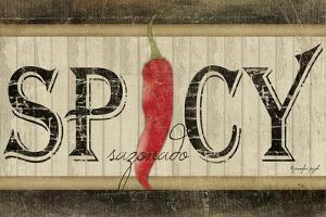 Spicy by Jennifer Pugh