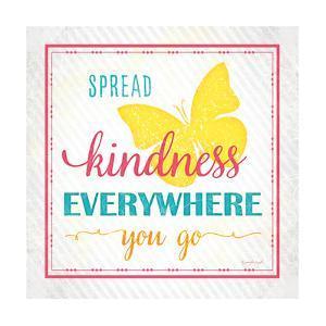 Spread Kindness by Jennifer Pugh
