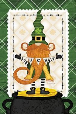 St. Patrick's Gnome by Jennifer Pugh