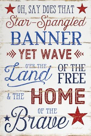 Star Spangled by Jennifer Pugh