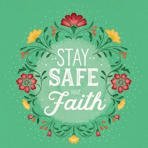 Stay Safe by Jennifer Pugh