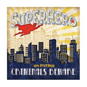 Super Hero by Jennifer Pugh