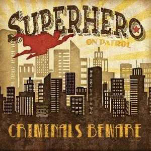 Superhero by Jennifer Pugh
