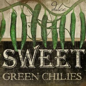 Sweet Green Chilies by Jennifer Pugh