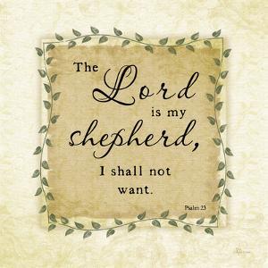 The Lord Is My Shepherd by Jennifer Pugh