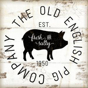 The Old Pig Company by Jennifer Pugh