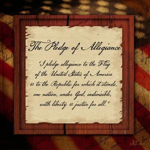 The Pledge of Allegiance by Jennifer Pugh