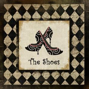 The Shoes by Jennifer Pugh