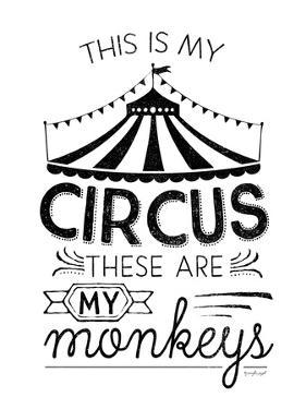This Is My Circus by Jennifer Pugh