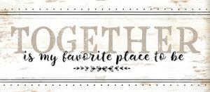 Together Is My Favorite by Jennifer Pugh