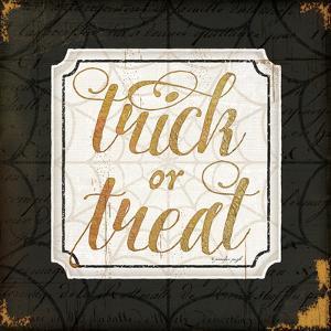 Trick or Treat Square by Jennifer Pugh