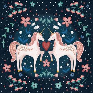 Unicorn I by Jennifer Pugh