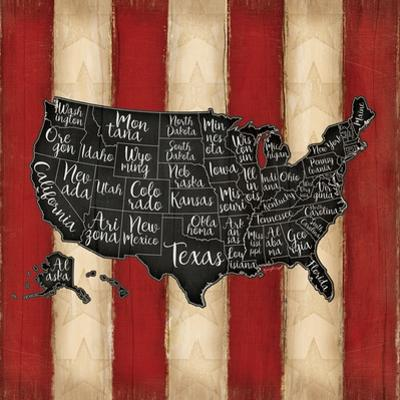 United States II by Jennifer Pugh