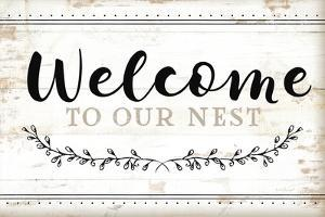 Welcome to Our Nest by Jennifer Pugh