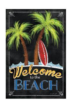 Welcome to the Beach by Jennifer Pugh