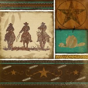 Western Cowboys by Jennifer Pugh