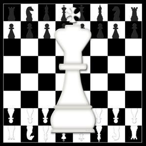 White King by Jennifer Pugh