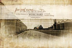 Work Hard by Jennifer Pugh