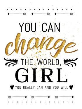 You Can Change the World by Jennifer Pugh