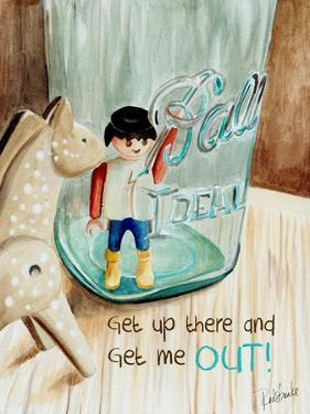 Get Me Out 2 by Jennifer Redstreake Geary