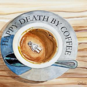 Happy Death by Coffee 2 by Jennifer Redstreake Geary