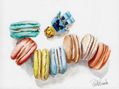 Macaroon Haven by Jennifer Redstreake Geary