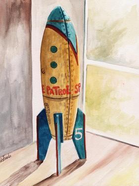 Space Patrol by Jennifer Redstreake Geary