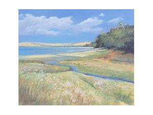 Kingsbridge Estuary 2, 2008 by Jennifer Wright