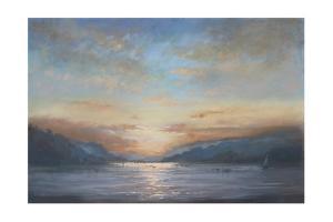 Salcombe Dawn by Jennifer Wright