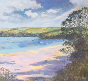 Salcombe, The Bag, 1998 by Jennifer Wright
