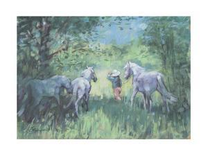 Summer Ponies by Jennifer Wright