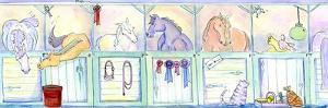 Horse Talk by Jennifer Zsolt
