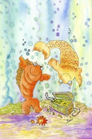 Pisces by Jennifer Zsolt