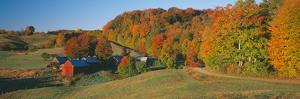 Jenny Farm, South of Woodstock, Vermont