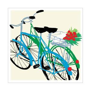 Bike Lovers by Jenny Frean