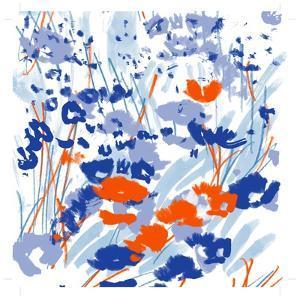 Flower Meadow by Jenny Frean