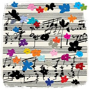 Music Notes by Jenny Frean