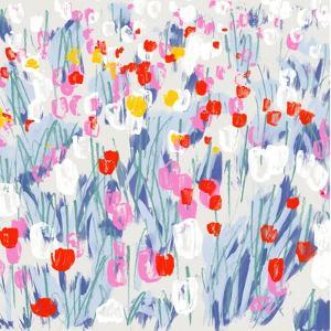Tulip Field by Jenny Frean