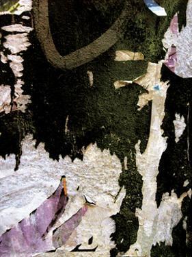 Black Lilac Layers by Jenny Kraft
