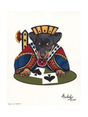 Jack of Spades by Jenny Newland