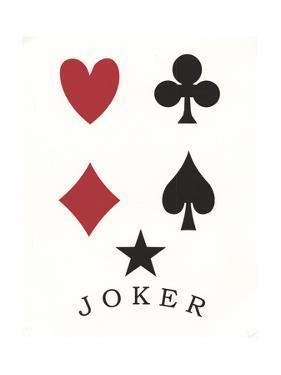 Joker by Jenny Newland