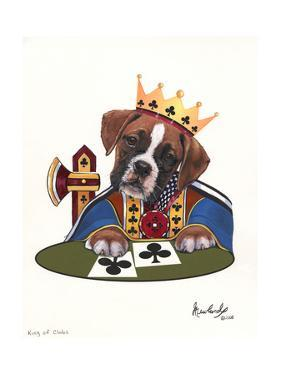 King of Clubs by Jenny Newland