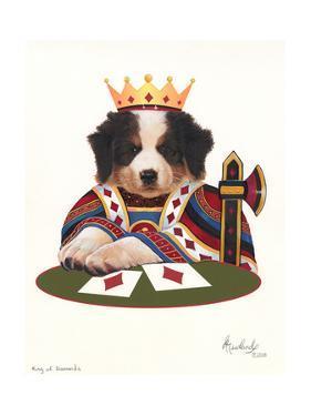 King of Diamonds by Jenny Newland