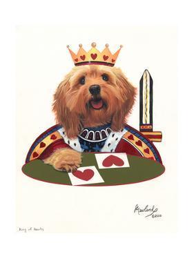 King of Hearts by Jenny Newland