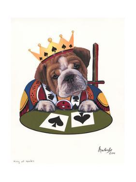 King of Spades by Jenny Newland